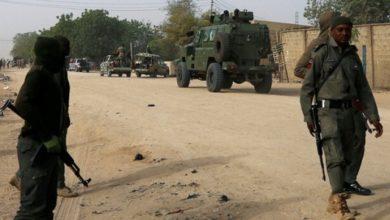 تصویر حمله مرگبار به مسجدی در شمال نیجریه
