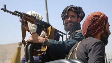 تصویر جمعآوری زکات اجباری از مردم توسط سنی های تندروی طالبان