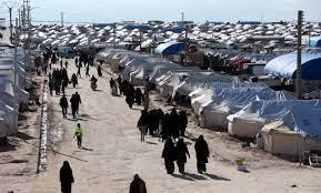 تصویر هشدار نسبت به افزایش اقدامات تروریستی همزمان با ورود سنی های تندروی اردوگاه الهول به موصل